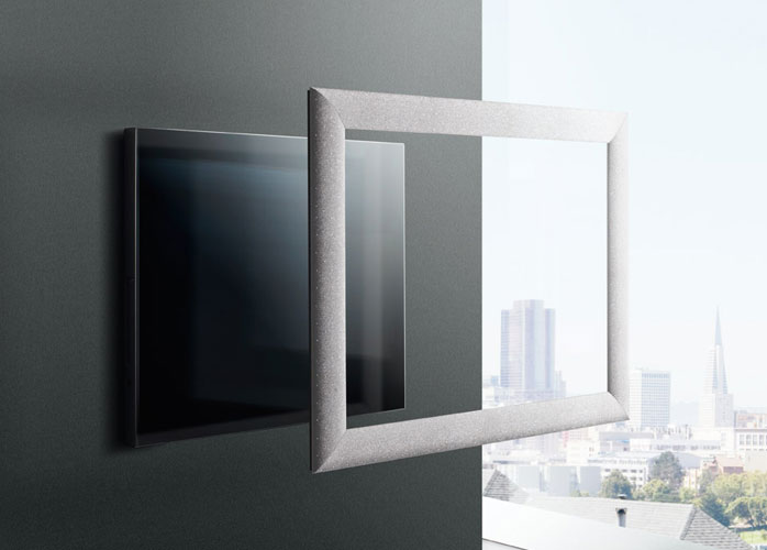 tv frame products from neod including the swarovski tv. Black Bedroom Furniture Sets. Home Design Ideas